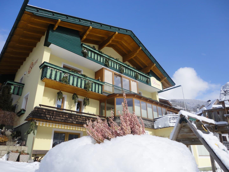 Winter Landhaus Krenn